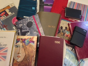 Journal, diary, blog