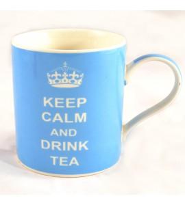 Tea always helps