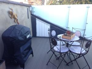 Terrace complete