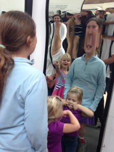 Fun with mirrors
