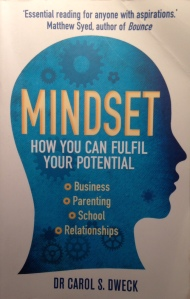 The Growth Mindset by Dr Carol Dweck