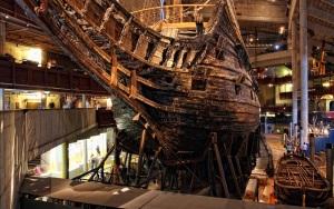 Vasa war ship