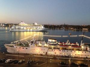 Stockholm waterways