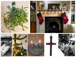 1 December getting Christmassy