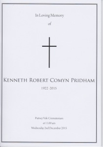 kenneth pridham