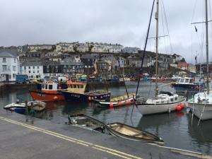 Tea on the Quay