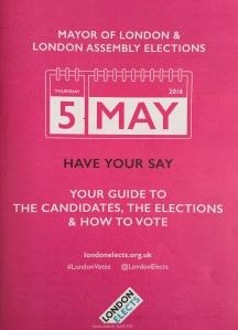 Mayoral Elections 5th May