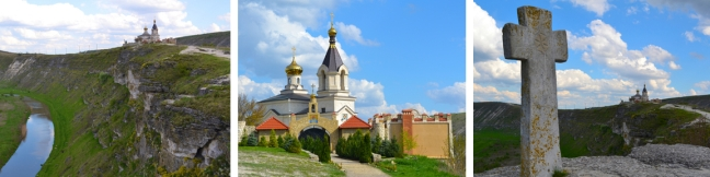 orthodox monastery moldova