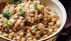 samp and beans