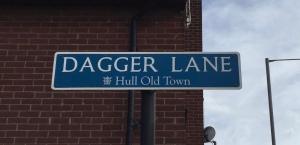 Dagger lane Hull