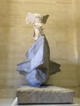 The Winged Victory of Samothrace, Greek goddess Nike (Victory).