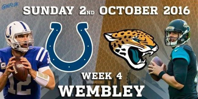 Jacksonville Jaguars vs Indianapolis Colts