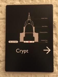 crypt St Pauls