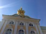 Peterhof - pronounced 'Petergof' by Russians.