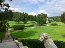 Pavlovsk gardens
