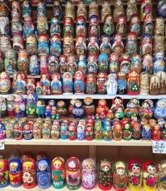 Izmaylovo craft market