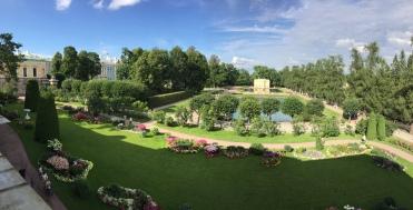Catherine's Palace gardens