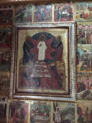 The Icon of the Transfiguration of Christ