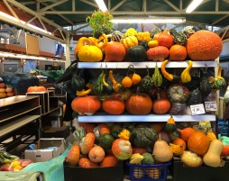 Food market Riga - Autumn stuff
