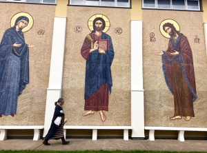 Monastic mosaics