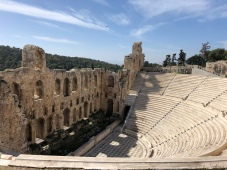 The Theatre of Dionysus.