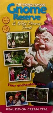 Gnome Reserve,Devon