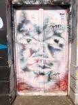 Newton, Johannesburg grafitti