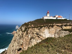 Cabo da Roca lighthouse