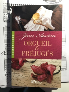 Pride and Prejudice in French