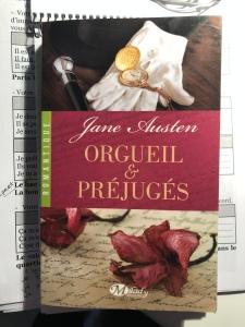 Pride and Prejudice in French
