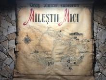 Mileștii Mici, underground winery and cellars