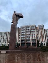 Lenin the Great, Tiraspol.