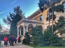 Ceaușescu's house