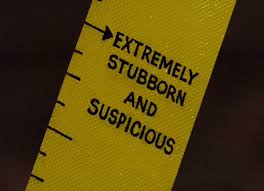 Extremely stubborn Mary Poppins tape measure