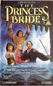 The Princess Bride film cover