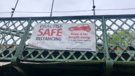 Safe distancing